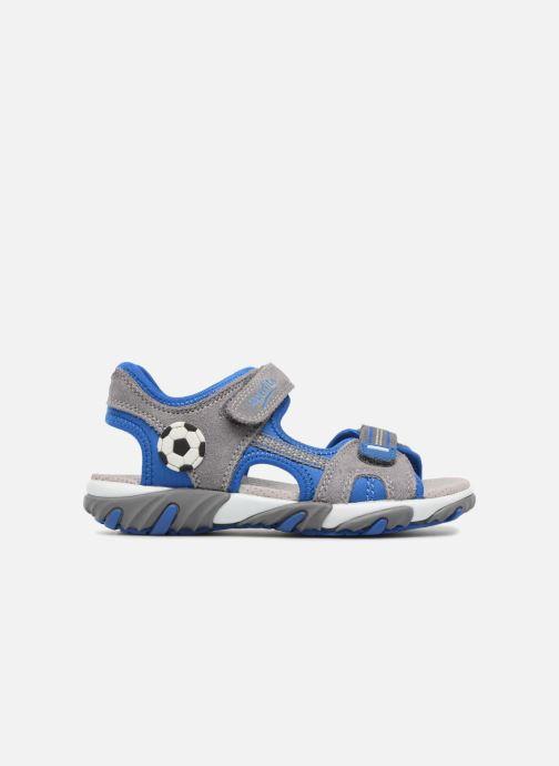 Sandales et nu-pieds Superfit Mike 2 Gris vue derrière