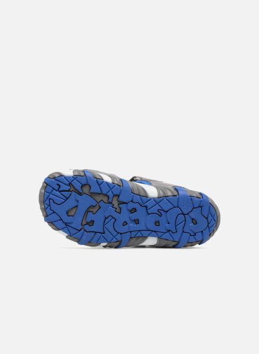 Sandales et nu-pieds Superfit Mike 2 Gris vue haut