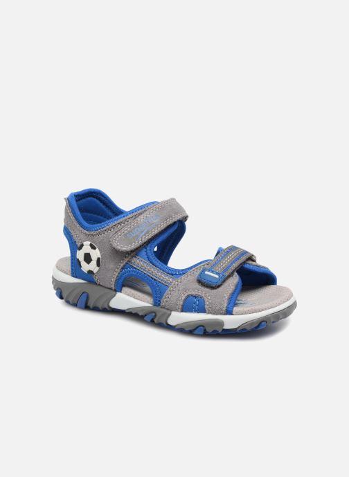 Sandales et nu-pieds Superfit Mike 2 Gris vue détail/paire