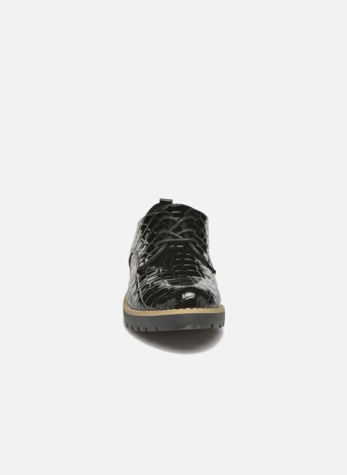Chaussures à lacets I Love Shoes Thada Noir vue portées chaussures