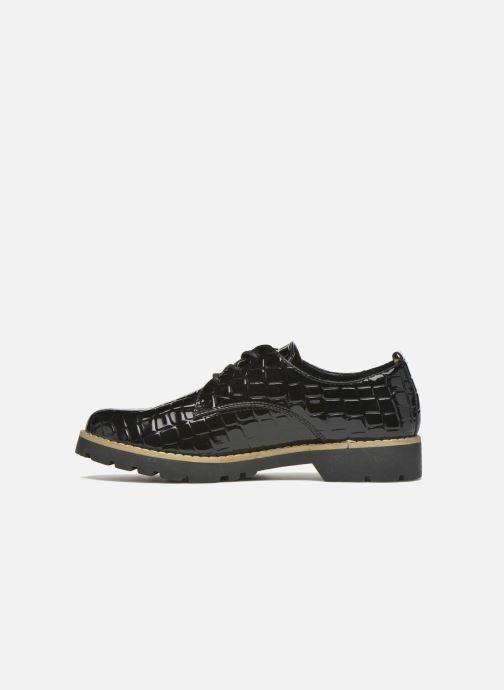 Chaussures à lacets I Love Shoes Thada Noir vue face