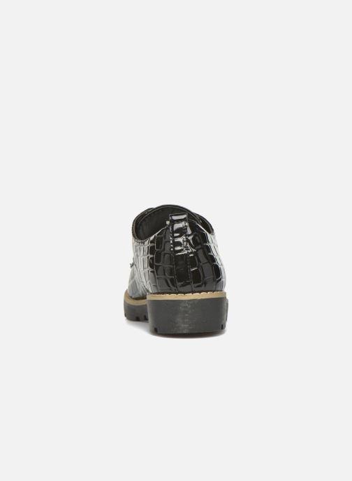 Chaussures à lacets I Love Shoes Thada Noir vue droite
