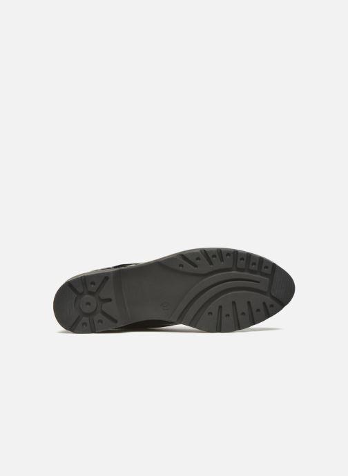 Chaussures à lacets I Love Shoes Thada Noir vue haut