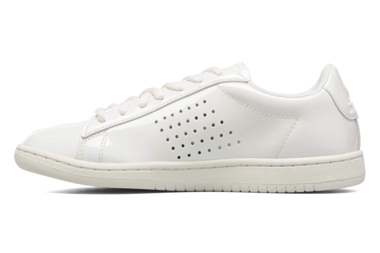 Sneakers Le Coq Sportif Arthur Ashe W Patent Wit voorkant