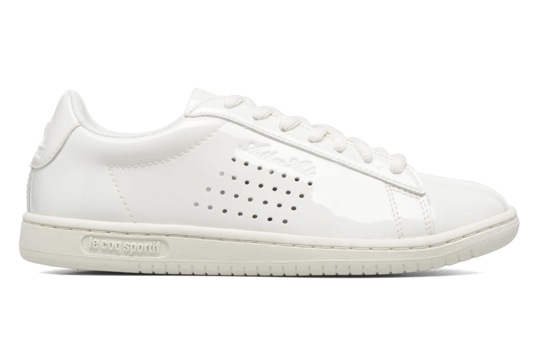 Sneakers Le Coq Sportif Arthur Ashe W Patent Wit achterkant