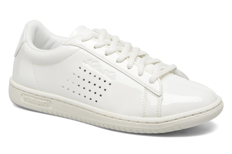 Sneakers Le Coq Sportif Arthur Ashe W Patent Wit detail