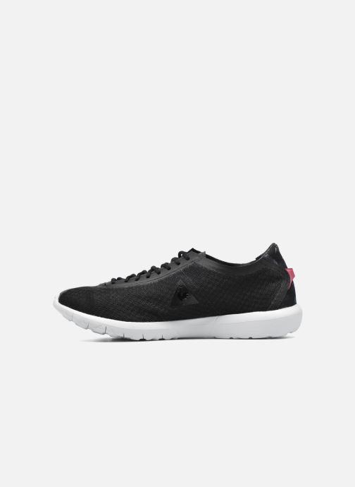 Sneaker Le Coq Sportif Wendon Levity W Winter Floral schwarz ansicht von vorne