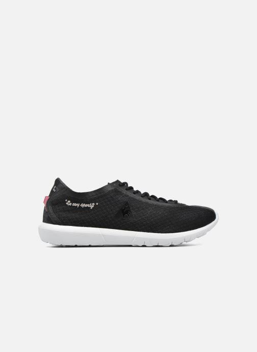 Sneaker Le Coq Sportif Wendon Levity W Winter Floral schwarz ansicht von hinten