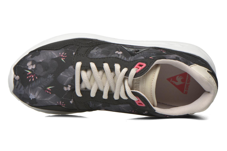 Sneakers Le Coq Sportif Lcs R900 W Winter Floral Zwart links