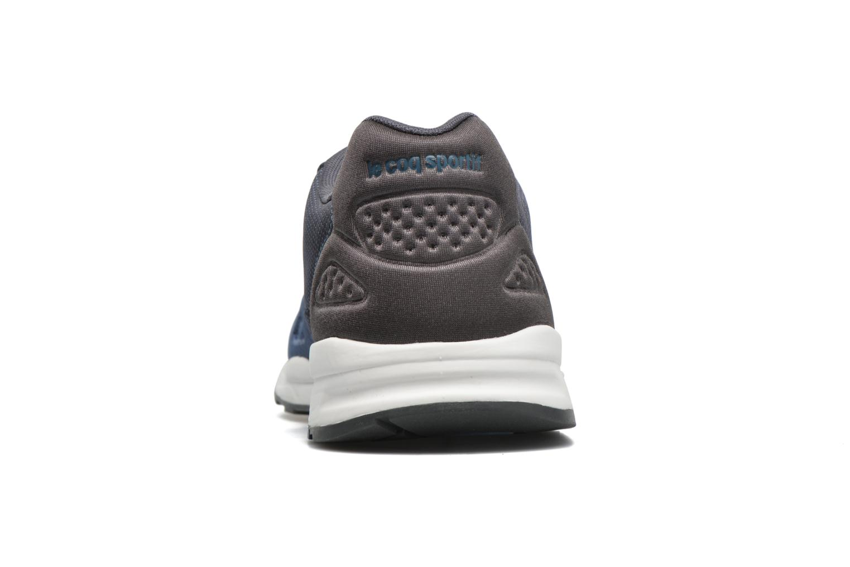 Baskets Le Coq Sportif Lcs R900 Gradient Jacquard Bleu vue droite