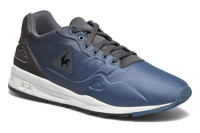 Baskets Le Coq Sportif Lcs R900 Gradient Jacquard Bleu vue détail/paire