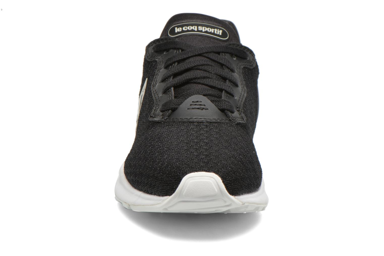 Baskets Le Coq Sportif Lcs R Xvi W Winter Floral Noir vue portées chaussures
