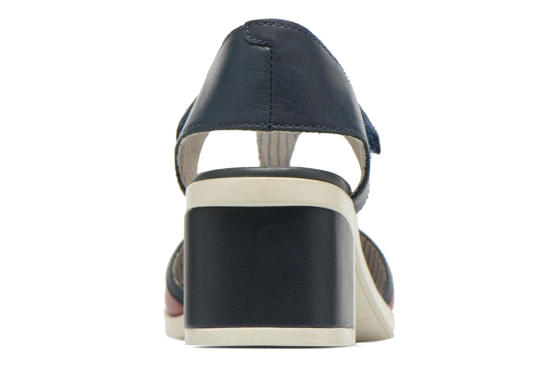 Sandales et nu-pieds Camper Maude 22528 Multicolore vue droite