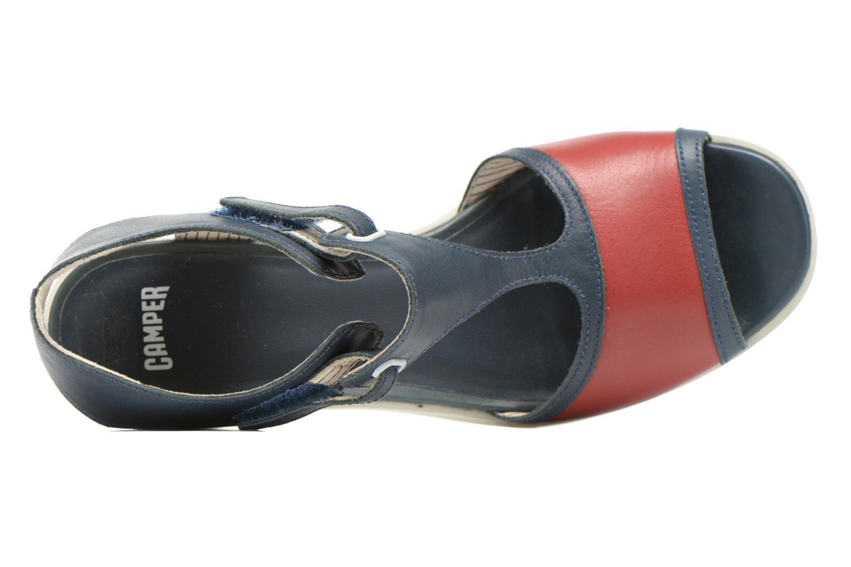 Sandales et nu-pieds Camper Maude 22528 Multicolore vue gauche