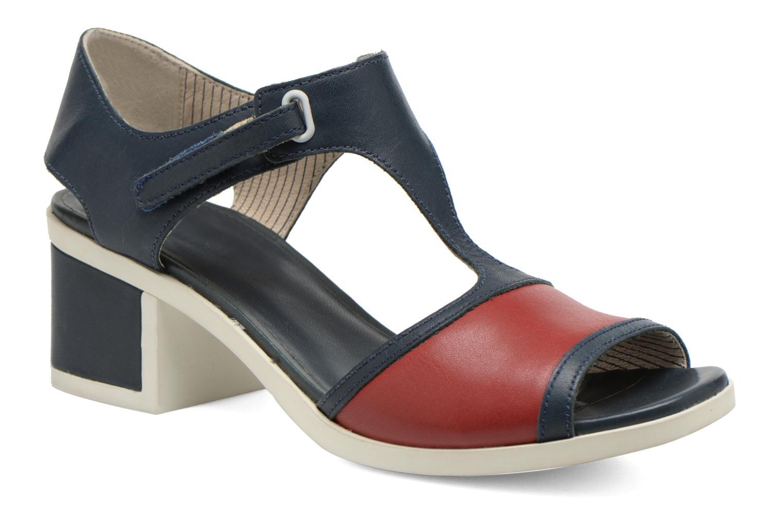 Sandales et nu-pieds Camper Maude 22528 Multicolore vue détail/paire