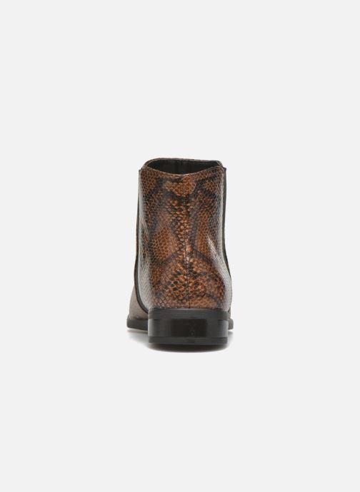 Boots en enkellaarsjes I Love Shoes VYMSE Bruin rechts