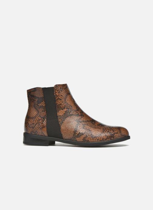 Boots en enkellaarsjes I Love Shoes VYMSE Bruin achterkant