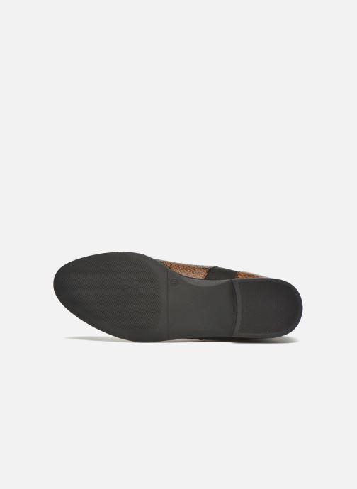 Boots en enkellaarsjes I Love Shoes VYMSE Bruin boven