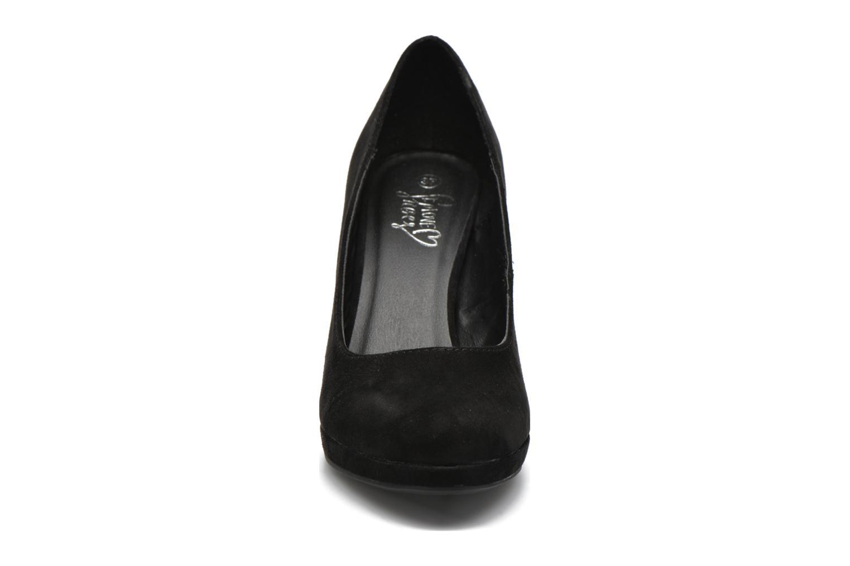 Escarpins I Love Shoes VYMPATI Noir vue portées chaussures