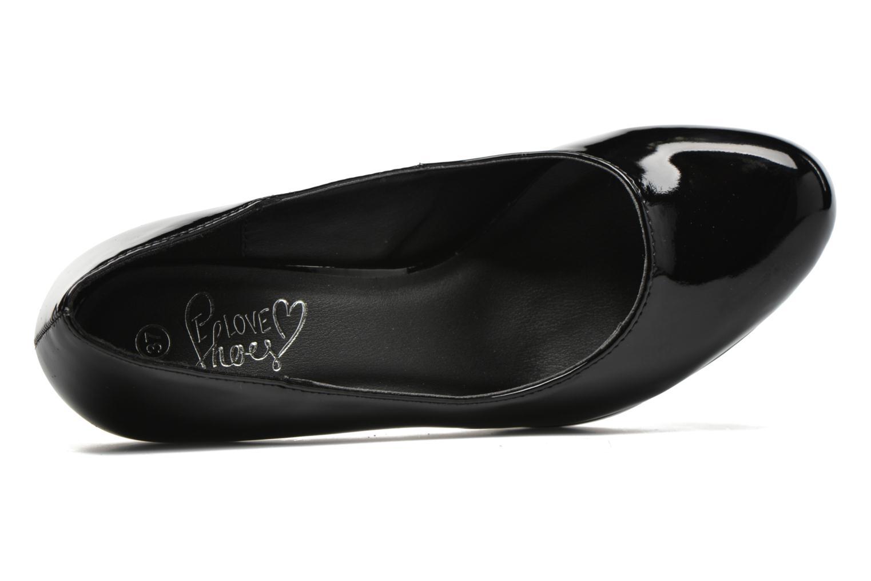 Escarpins I Love Shoes VYMPATI Noir vue gauche