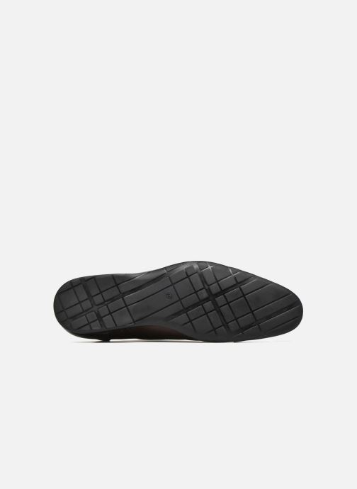 Chaussures à lacets Mr SARENZA Nathan Marron vue haut