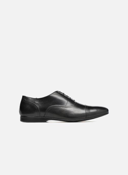 Snøresko Mr SARENZA Nathan Sort detaljeret billede af skoene