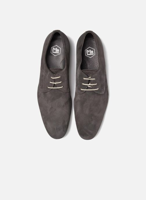 Chaussures à lacets Mr SARENZA Nathy Gris vue portées chaussures
