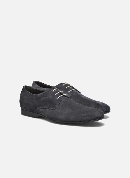 Zapatos con cordones Mr SARENZA Nathy Azul vistra trasera