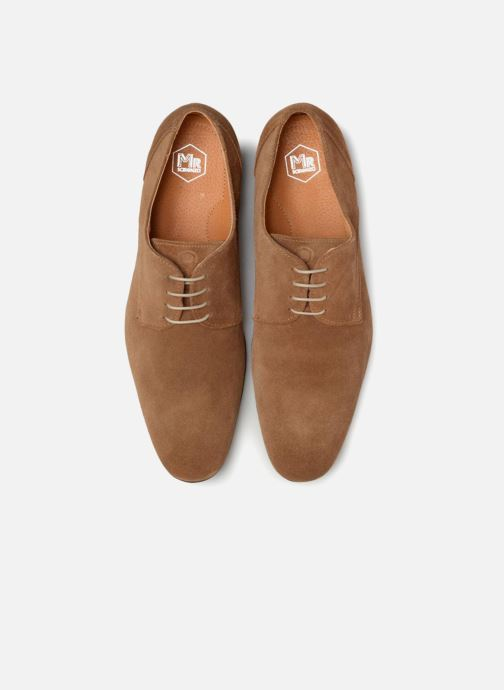 Lace-up shoes Mr SARENZA Nathy Brown model view