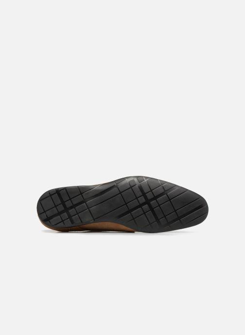 Chaussures à lacets Mr SARENZA Nathy Marron vue haut