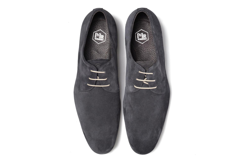 Chaussures à lacets Mr SARENZA Nathy Bleu vue portées chaussures