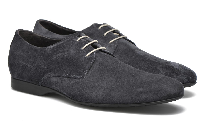 Chaussures à lacets Mr SARENZA Nathy Bleu vue derrière