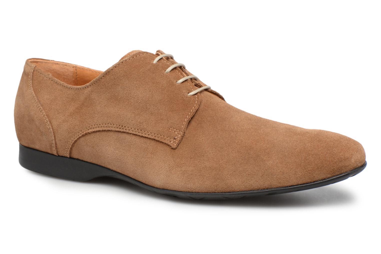 Chaussures à lacets Mr SARENZA Nathy Marron vue droite