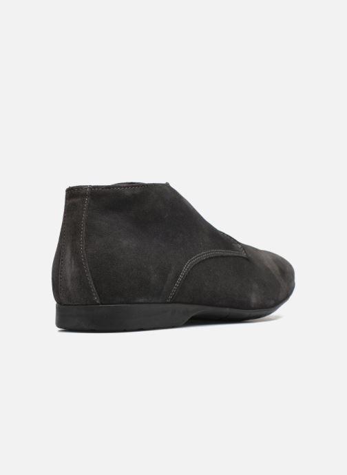 Chaussures à lacets Mr SARENZA Nathanael Gris vue face