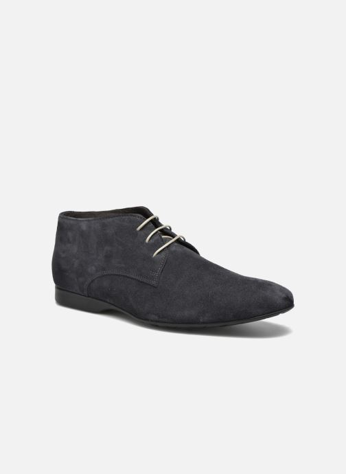 Lace-up shoes Mr SARENZA Nathanael Blue view from the right