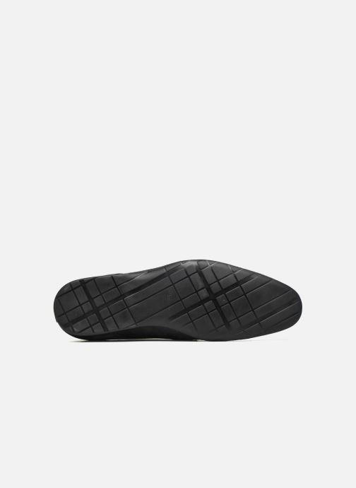 Zapatos con cordones Mr SARENZA Nathanael Azul vista de arriba