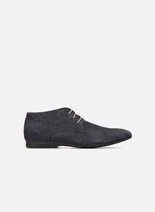 Zapatos con cordones Mr SARENZA Nathanael Azul vista de detalle / par