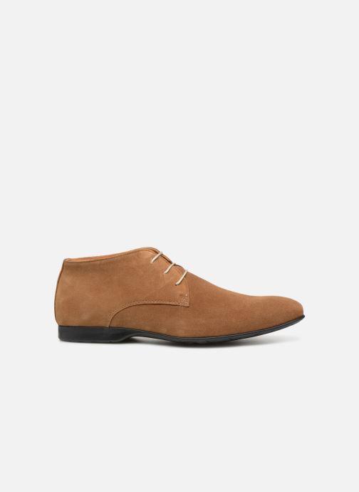 Chaussures à lacets Mr SARENZA Nathanael Marron vue détail/paire