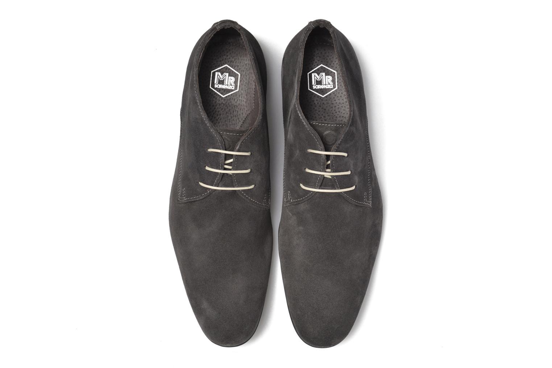 Chaussures à lacets Mr SARENZA Nathanael Gris vue portées chaussures