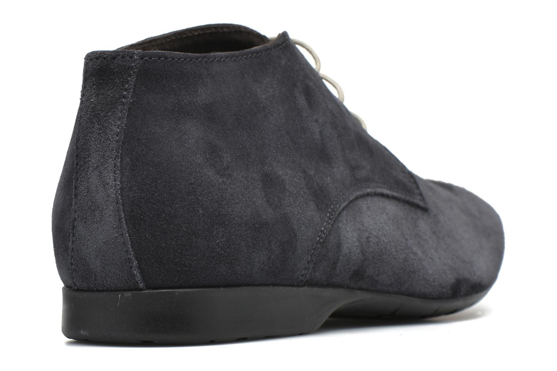 Chaussures à lacets Mr SARENZA Nathanael Bleu vue face