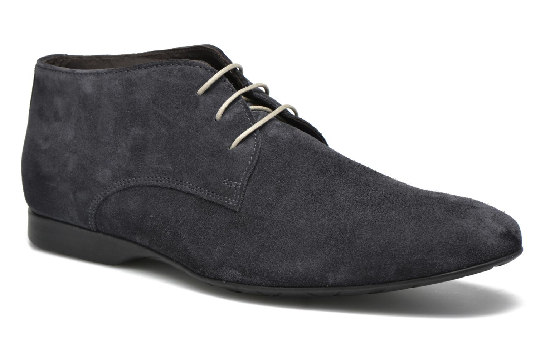 Chaussures à lacets Mr SARENZA Nathanael Bleu vue droite