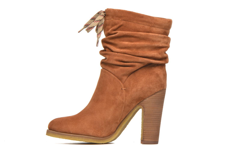 Bottines et boots See by Chloé Yvil Orange vue face