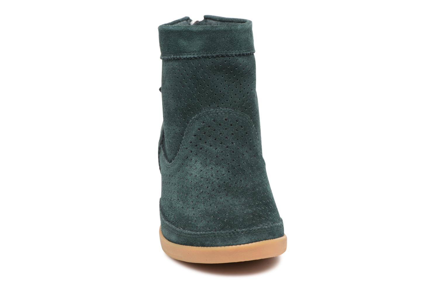 Ankle boots Shoe the bear Emmy 3 Green model view