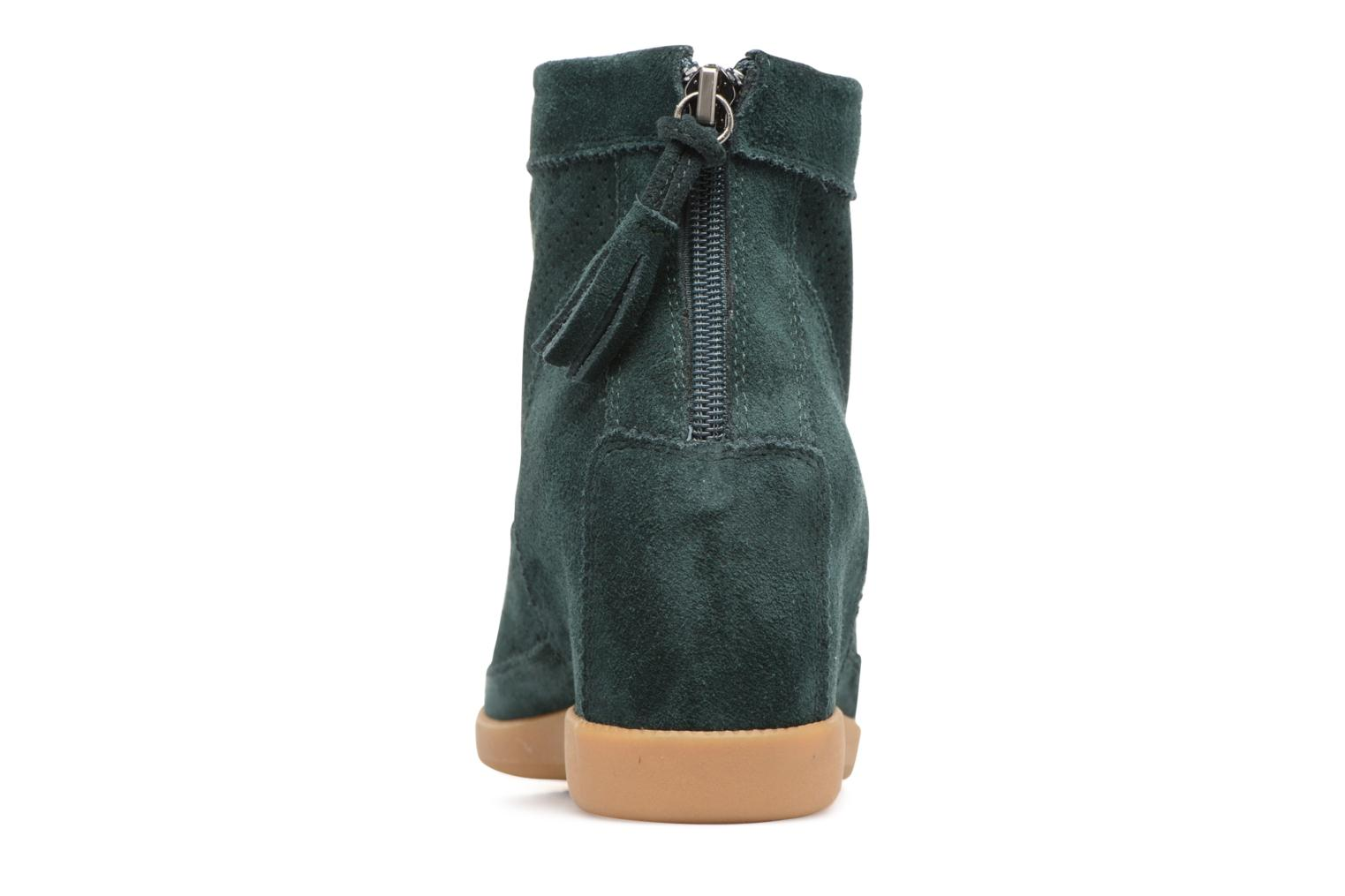 Ankle boots Shoe the bear Emmy 3 Green view from the right