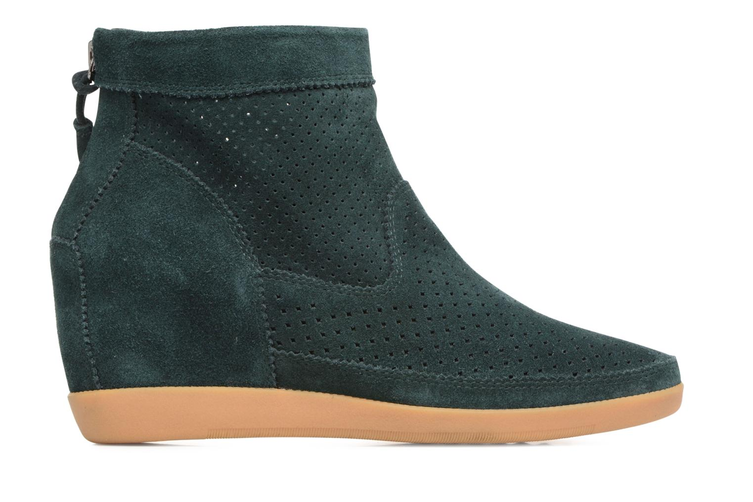 Ankle boots Shoe the bear Emmy 3 Green back view