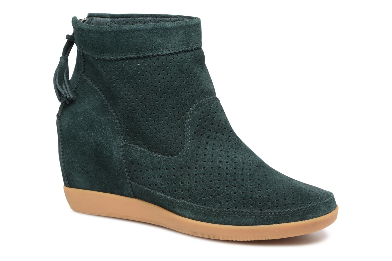 Ankle boots Shoe the bear Emmy 3 Green detailed view/ Pair view
