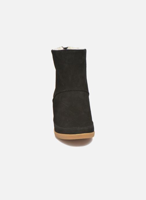 Boots en enkellaarsjes Shoe the bear Emmy Fur Zwart model