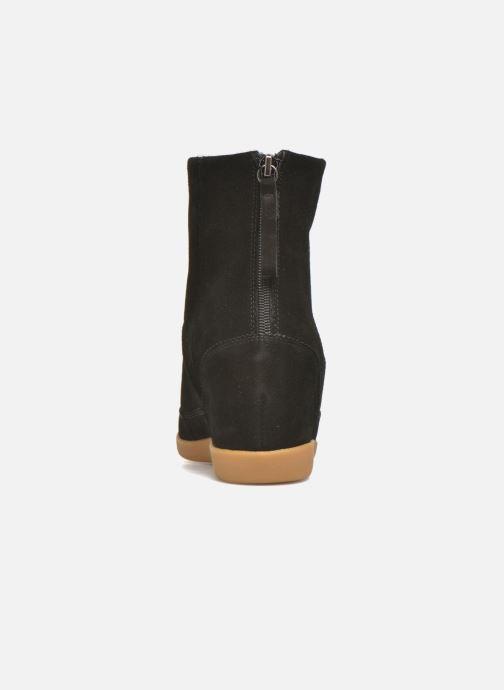 Boots en enkellaarsjes Shoe the bear Emmy Fur Zwart rechts