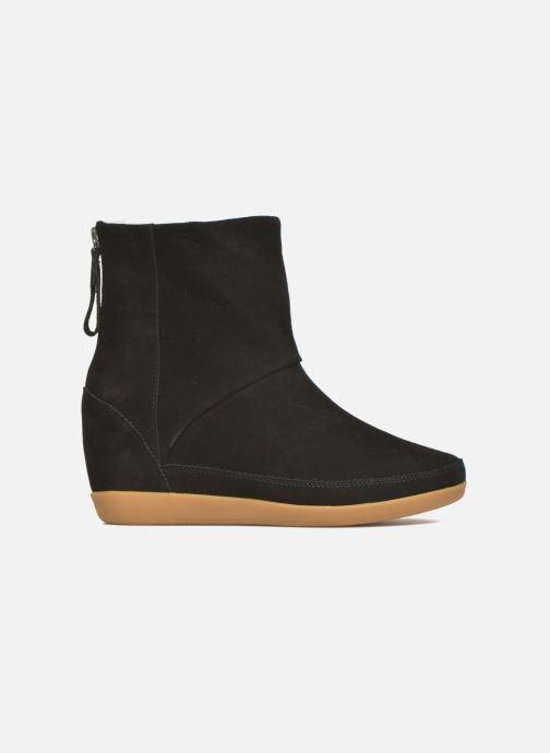 Boots en enkellaarsjes Shoe the bear Emmy Fur Zwart achterkant