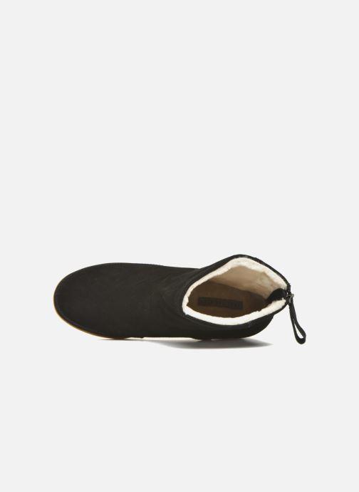 Boots en enkellaarsjes Shoe the bear Emmy Fur Zwart links